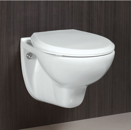 Superbe Solar Wall Hung Water Closet Size : 475 X 345 X 290mm